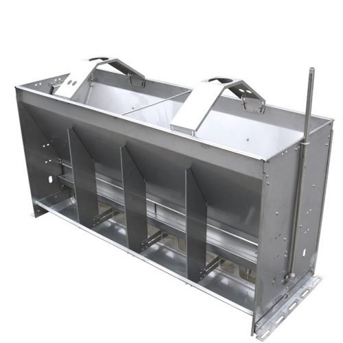 stainless steel hog feeder