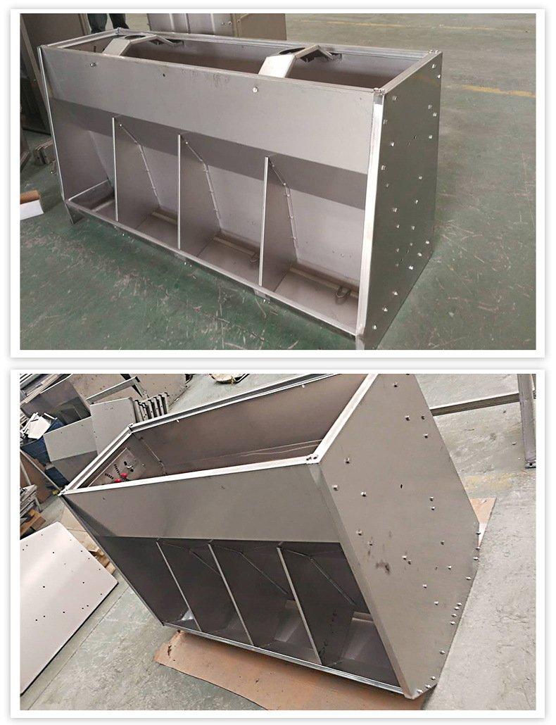 stainless steel pig feeder
