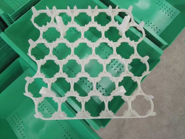 plastic egg tray for duck eggs