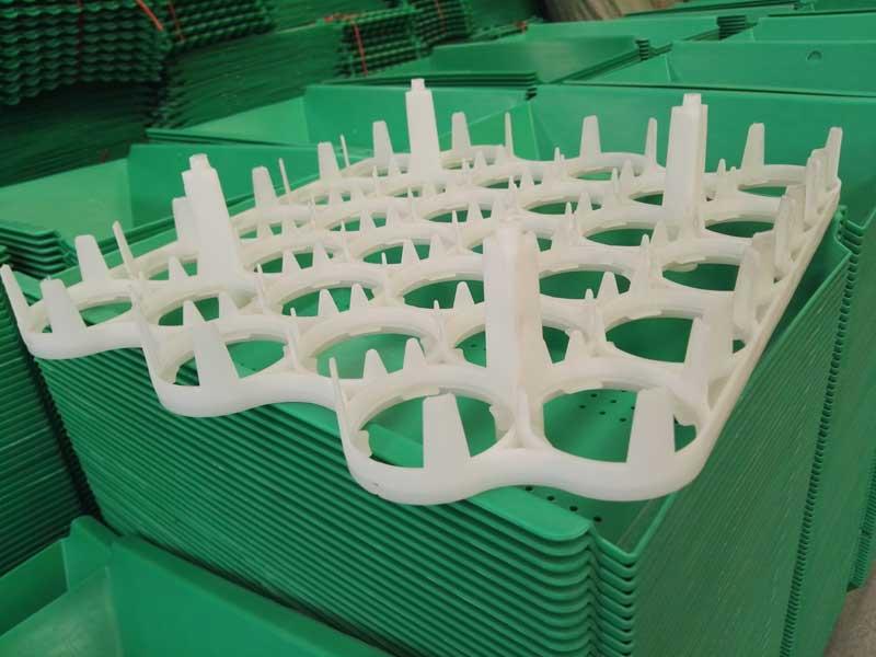 plastic egg tray for duck eggs