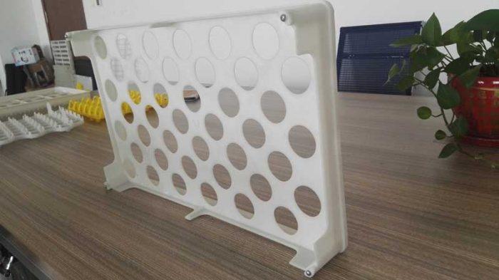 plastic egg tray